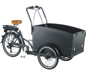 cargo bike willbee